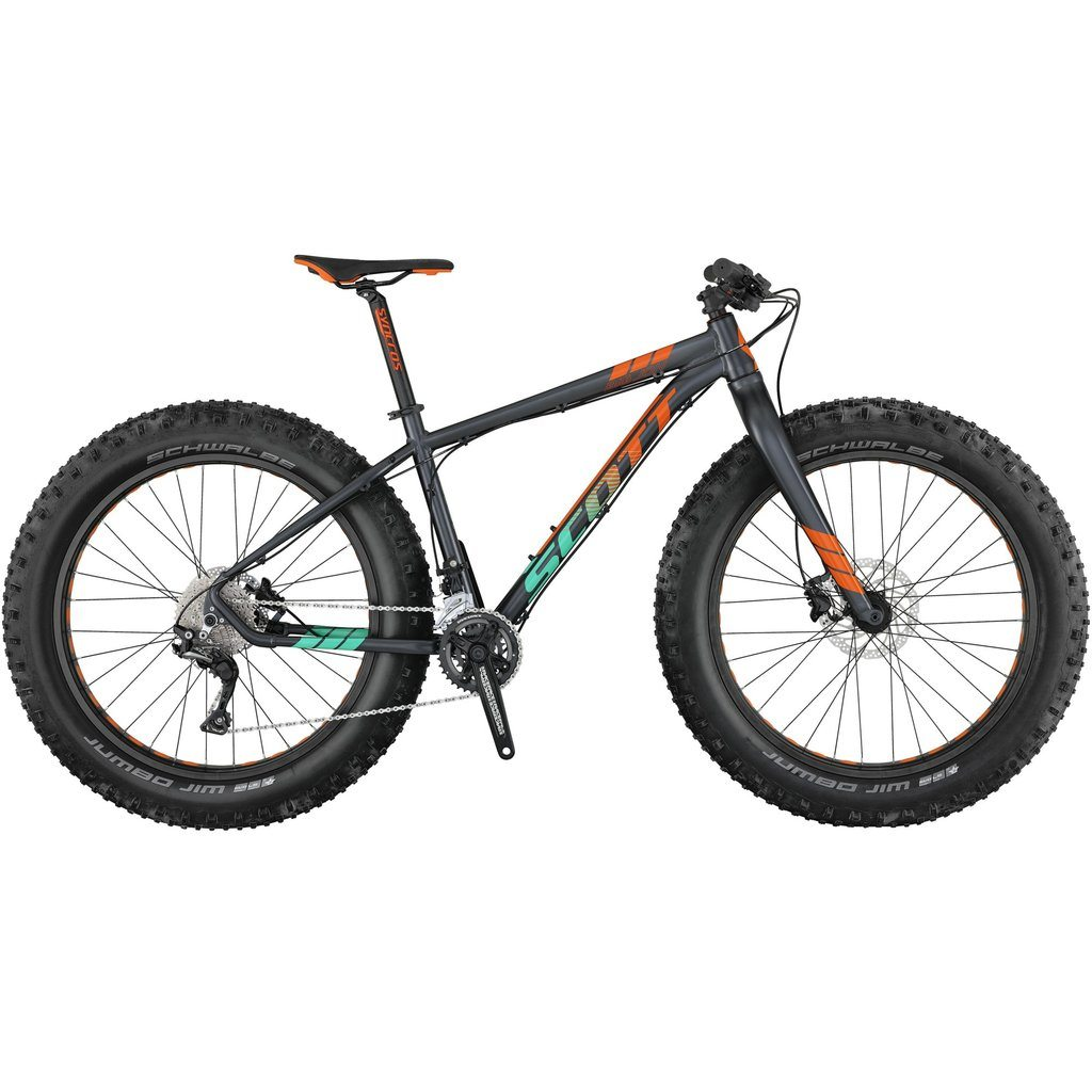 BIG JON par Scott (Vélos, Fat bike)BIG JON par Scott (Vélos, Fat bike)