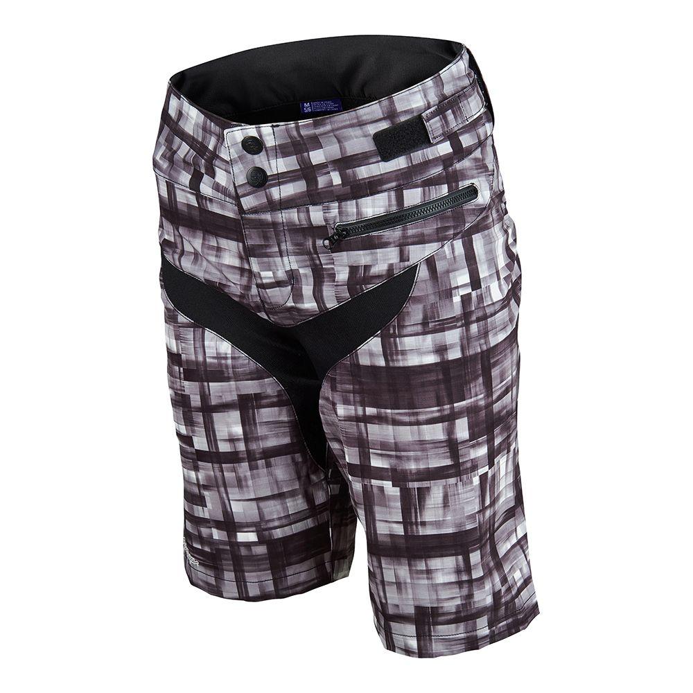 WM SKYLINE PLAID SHORT par Troy lee design (Shorts, Vêtements de vélo Femmes)