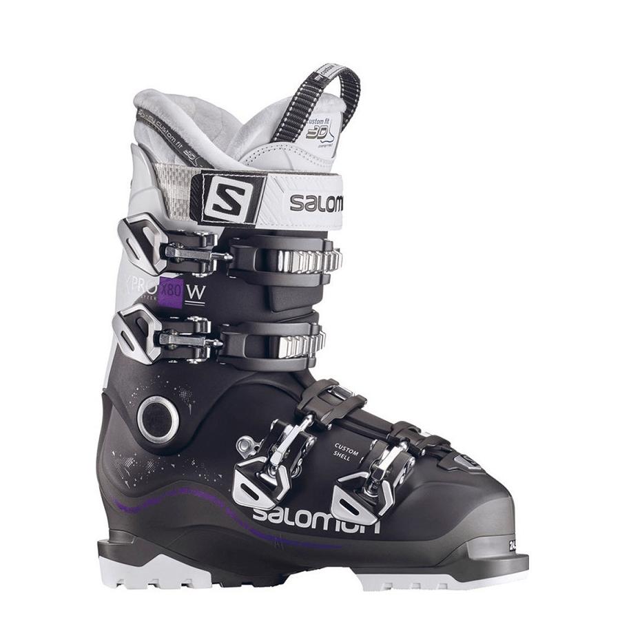 X PRO X80 par Salomon (Bottes de Ski, Bottes de Ski Femmes, Bottes liquidation)