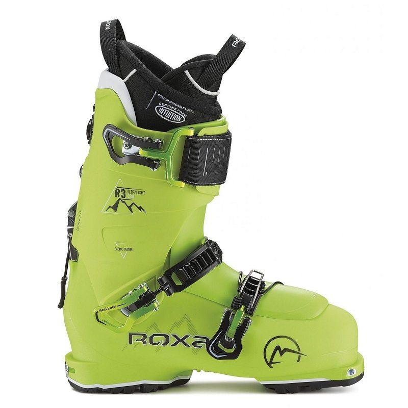 R3 130 TI-IR par Roxa (Bottes de ski Haute-Route, Botte de Ski, Bottes de Ski Freestyle, Bottes de Ski Homme)R3 130 TI-IR par Roxa (Bottes de ski Haute-Route, Botte de Ski, Bottes de Ski Freestyle, Bottes de Ski Homme)