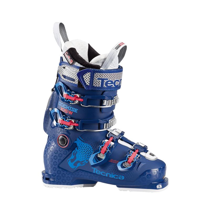 COCHISE 105 par Tecnica (Bottes de ski Haute-Route, Botte de Ski, Bottes de Ski Femme)COCHISE 105 par Tecnica (Bottes de ski Haute-Route, Botte de Ski, Bottes de Ski Femme)