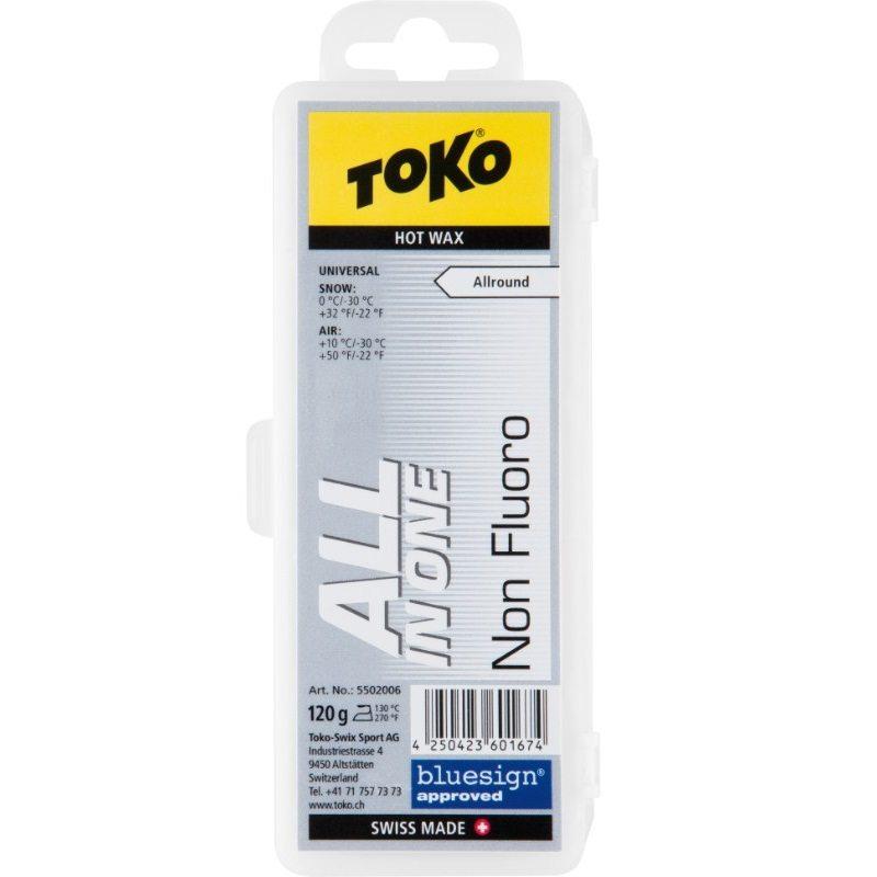 NF HOT WAX RED 120G par Toko (Entretien de Ski, Toko)