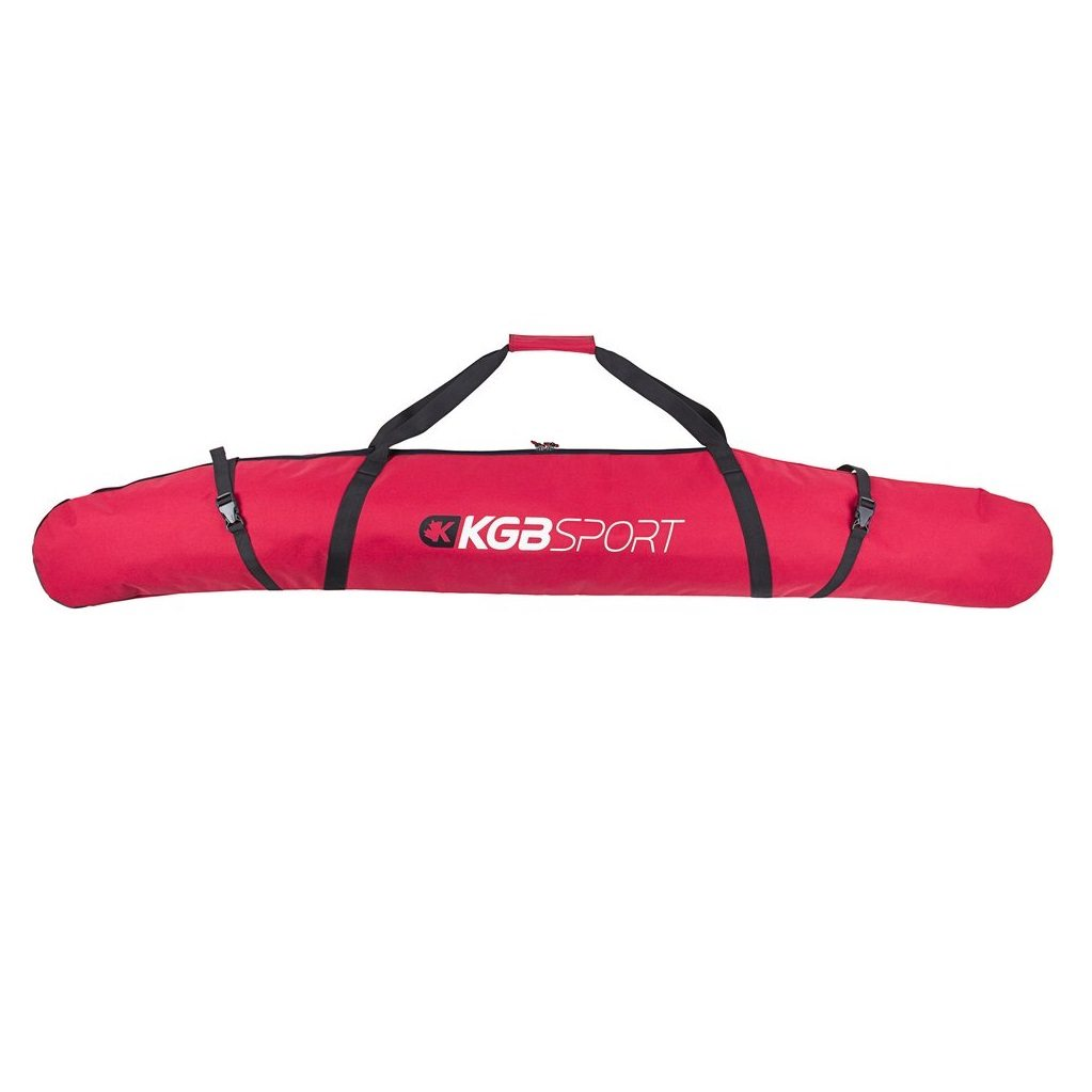 FULL PADDED SINGLE SKI BAG par K&B (Sacs de ski)FULL PADDED SINGLE SKI BAG par K&B (Sacs de ski)