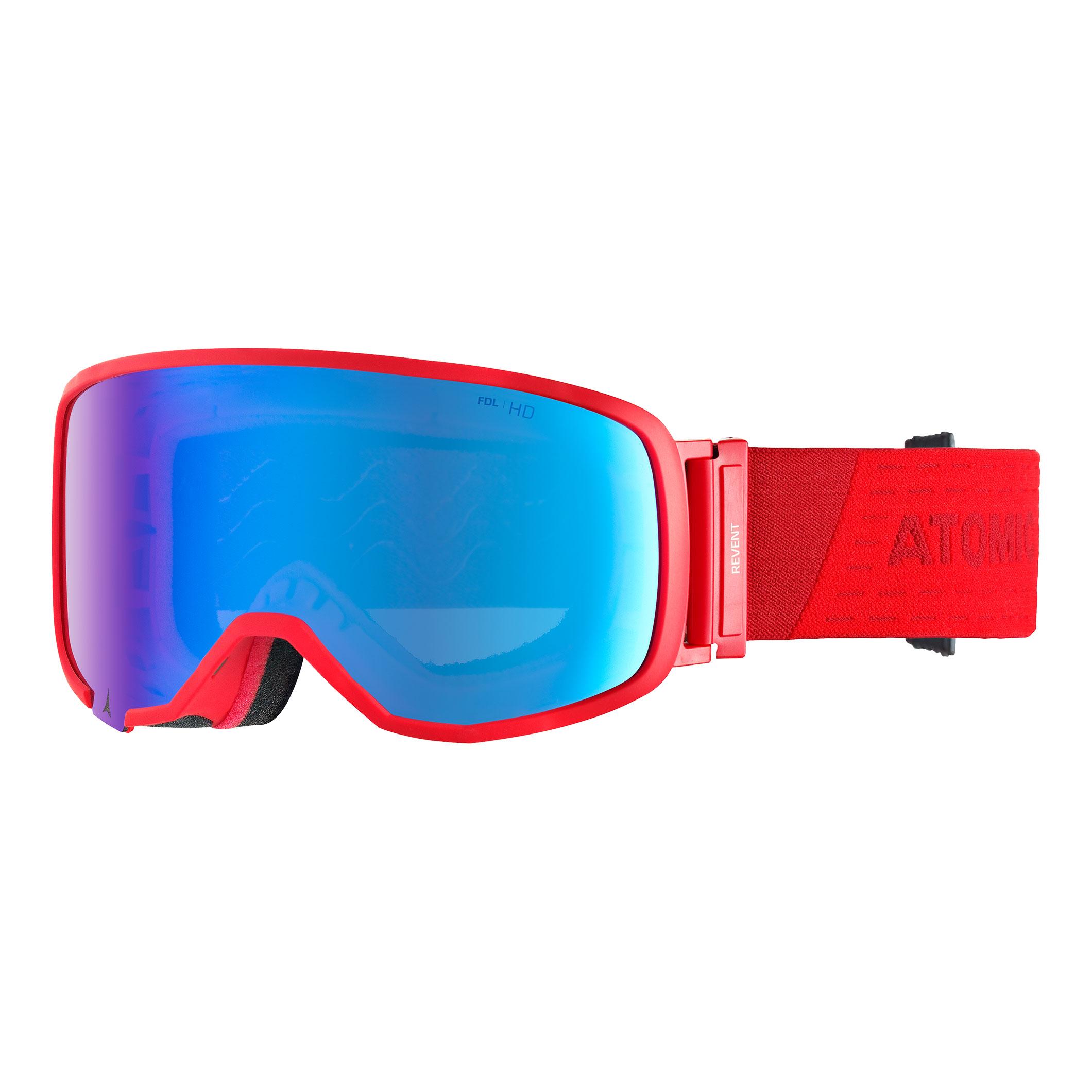 ATOMIC REVENT S FDL STEREO HD par Atomic (Lunettes de ski)ATOMIC REVENT S FDL STEREO HD par Atomic (Lunettes de ski)