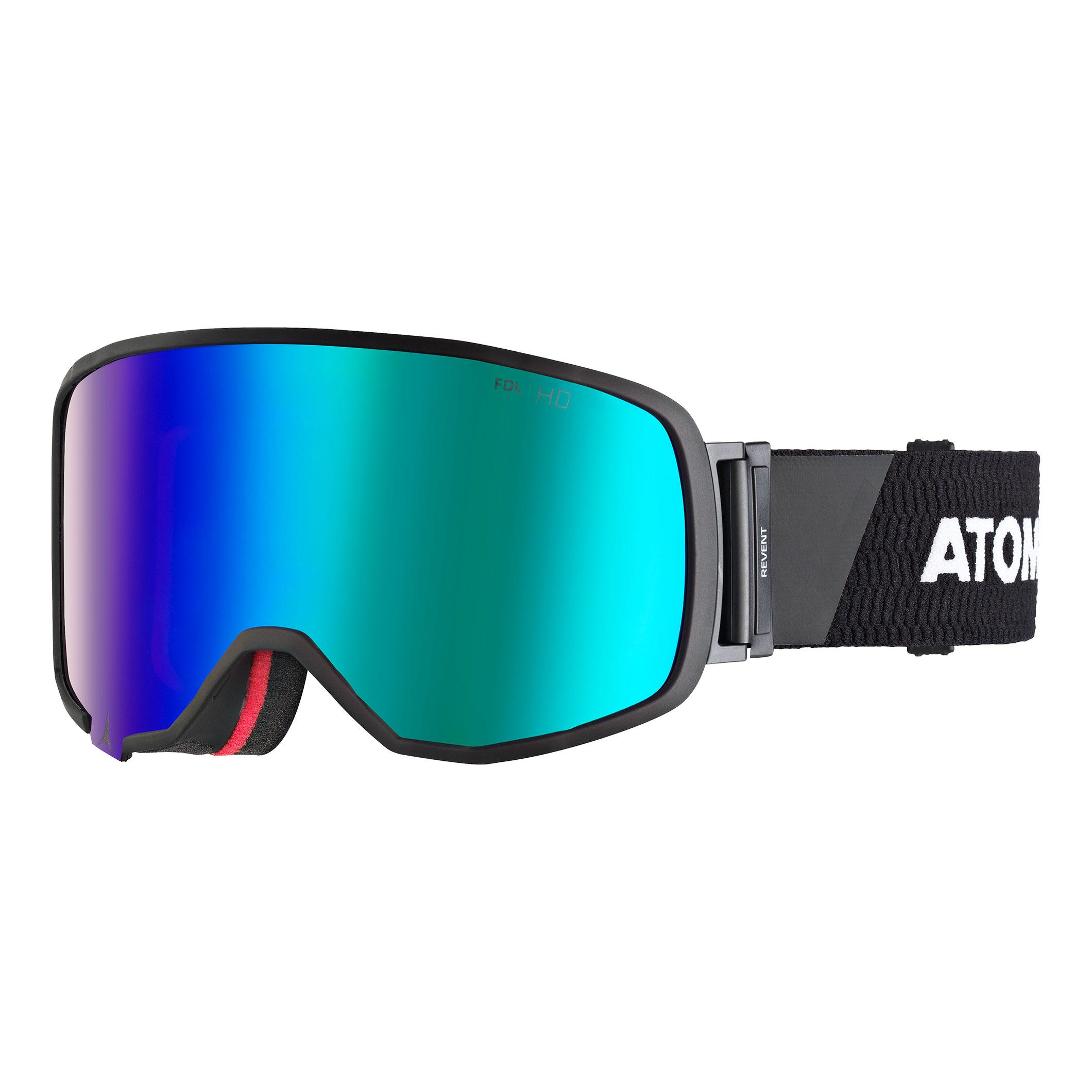ATOMIC REVENT L RS FDL STEREO par Atomic (Lunettes de ski)ATOMIC REVENT L RS FDL STEREO par Atomic (Lunettes de ski)