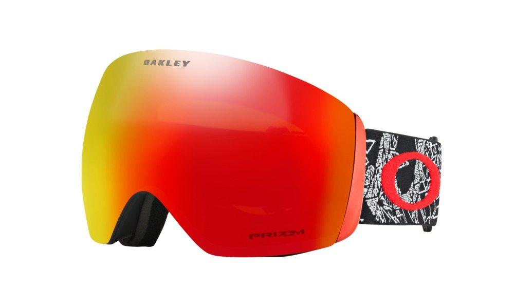 FLIGHT DECK SETH MORRIS par Oakley (Lunettes de ski)FLIGHT DECK SETH MORRIS par Oakley (Lunettes de ski)