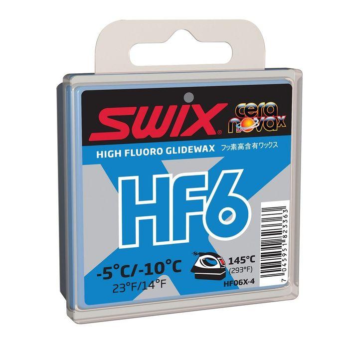 HF6X -5°C/-10°C par Swix (Entretien de Ski, Swix)