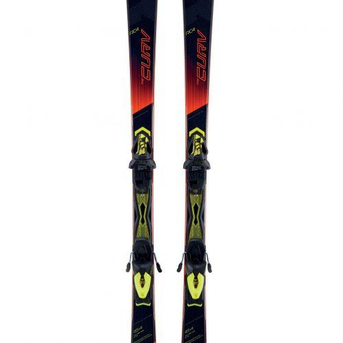 RC4 THE CURV par Fischer (Skis, Skis Hommes, Skis LIQUIDATION, Skis Piste Hommes)