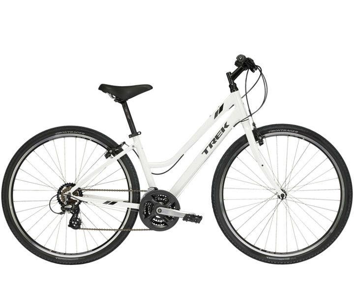 VERVE 1 WSD par Trek (Hybride Confort, Vélos hybrides)VERVE 1 WSD par Trek (Hybride Confort, Vélos hybrides)