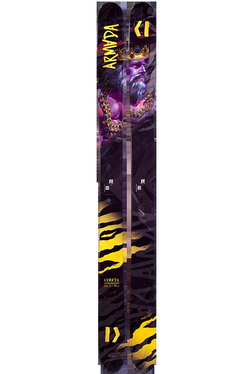ARV 116 par Armada (Skis, Ski Freestyle Homme, Ski Homme, Ski Poudreuse Homme)ARV 116 par Armada (Skis, Ski Freestyle Homme, Ski Homme, Ski Poudreuse Homme)