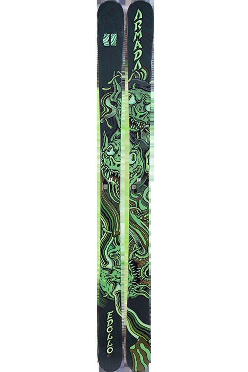 EDOLLO par Armada (Skis, Ski Freestyle Homme, Ski Homme, Ski Hors Piste Homme)EDOLLO par Armada (Skis, Ski Freestyle Homme, Ski Homme, Ski Hors Piste Homme)