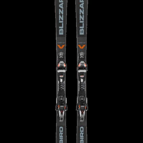FIREBIRD COMPETITION par Blizzard (Skis, Skis Hommes, Skis LIQUIDATION, Skis Piste Hommes)