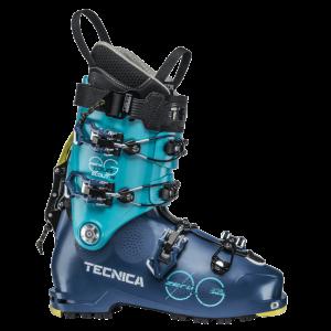 ZERO G TOUR W SCOUT par Tecnica (Bottes de Ski, Bottes de Ski Haute Route, Bottes de Ski Hommes)