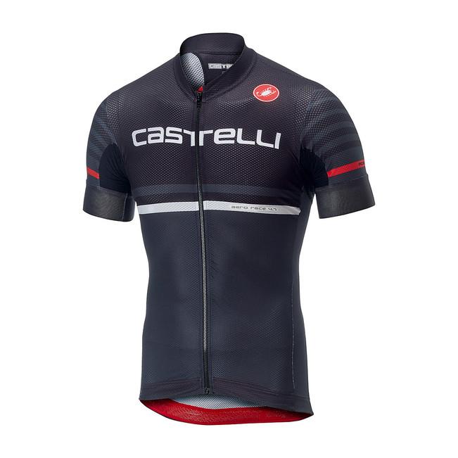 FREE AR 4.1 par Castelli (Maillots vélo de route)