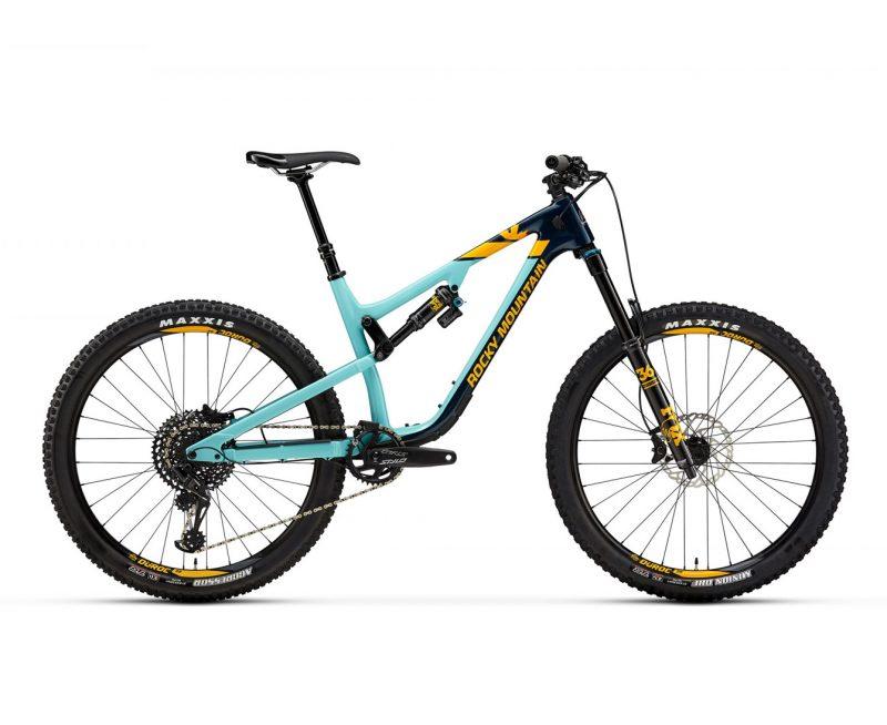 ALTTITUDE C50 par Rocky Mountain (Double Suspension, Vélos, Vélos de Montagne)