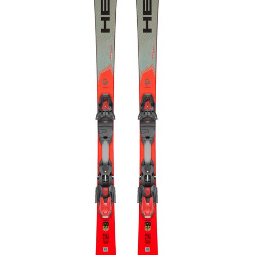 SUPERSHAPE I.RALLY par Head (Skis, Skis Hommes, Skis Piste Hommes)