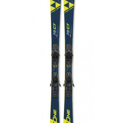 RC ONE 78 par Fischer (Skis, Skis Hommes, Skis Piste Hommes)