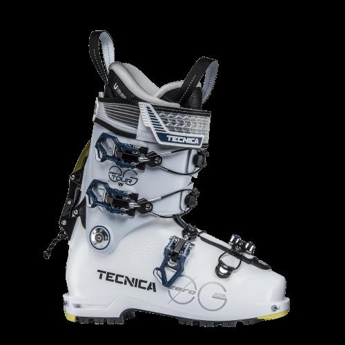 ZERO G TOUR W par Tecnica (Bottes de Ski, Bottes de Ski Femmes, Bottes de Ski Haute Route)