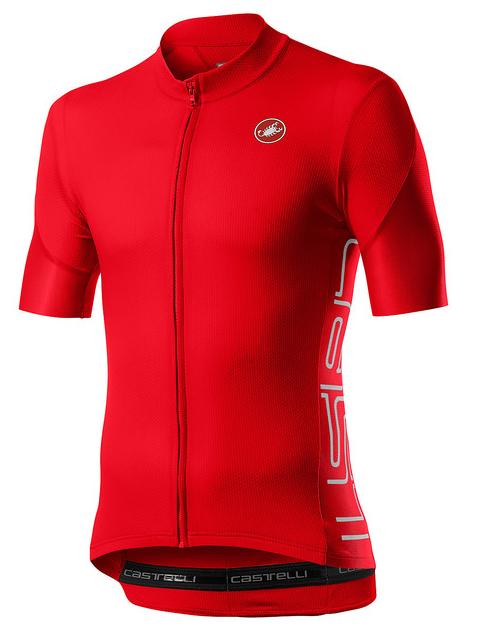 ENTRATA V par Castelli (Vêtements de vélo Hommes, Maillots vélo de route)