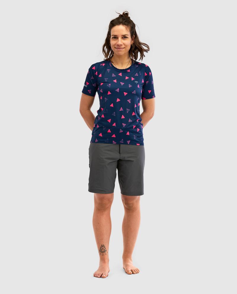 TRAIL MTB par Peppermint (Vêtements, Vêtements de vélo Femmes, Maillots Vélo de Montagne)